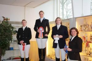 M1 paarden Indoor 2013