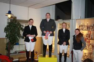 B Paarden Indoor 2013