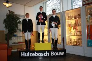 L2 Paarden Indoor 2013